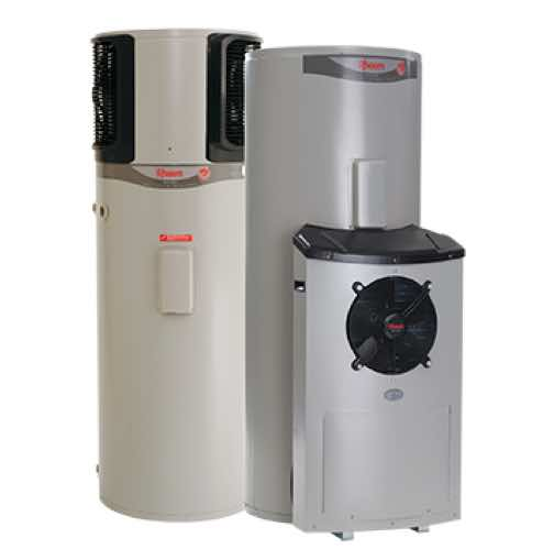 Rheem Website Product Database