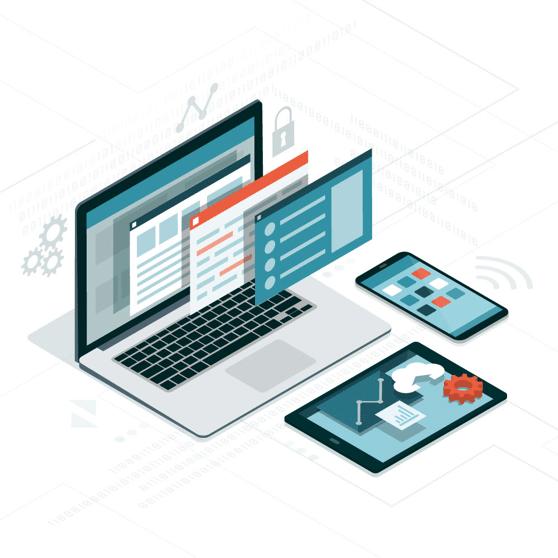Website Design 3D