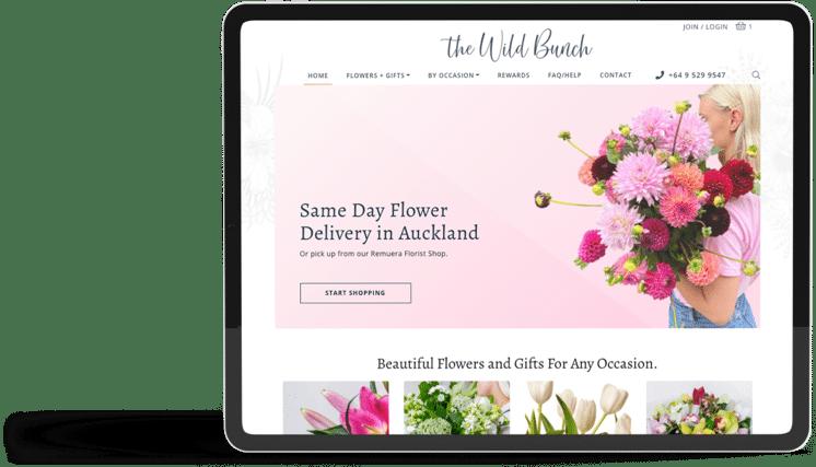 Wild Bunch Ecommerce Website Development by Engage Digital