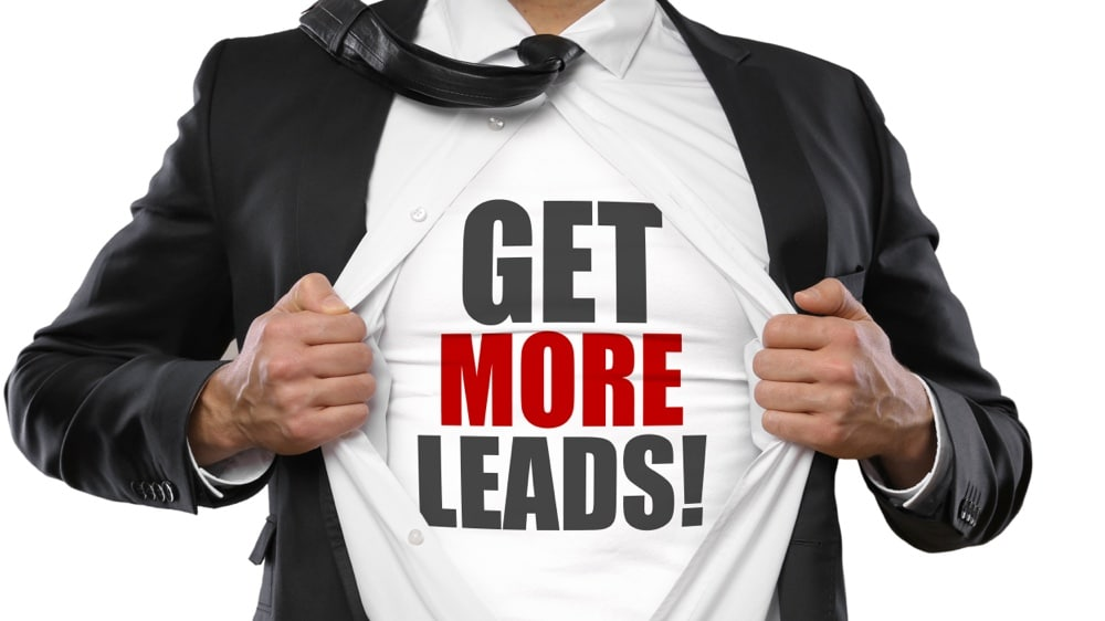 How to get more sales leads for your business